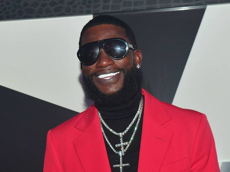 Gucci Mane Hits SantaCon As East Atlanta Santa