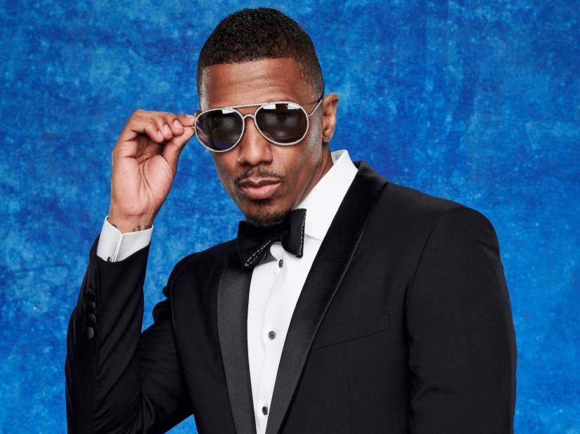 Nick Cannon Extends 'Wild 'N Out' Invitation To 50 Cent To Catch Eminem's 'Smoke'