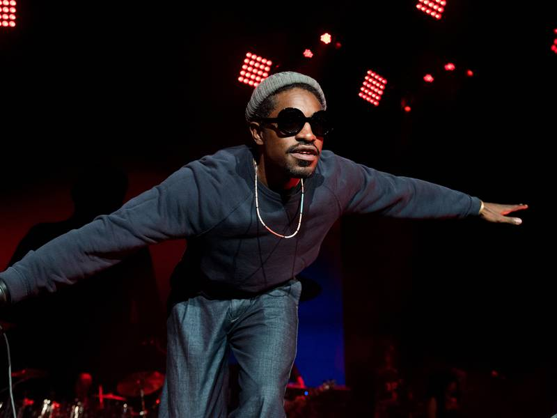 """André 3000 On Long-Awaited Solo Album: """"My Confidence Is Not There"""""""