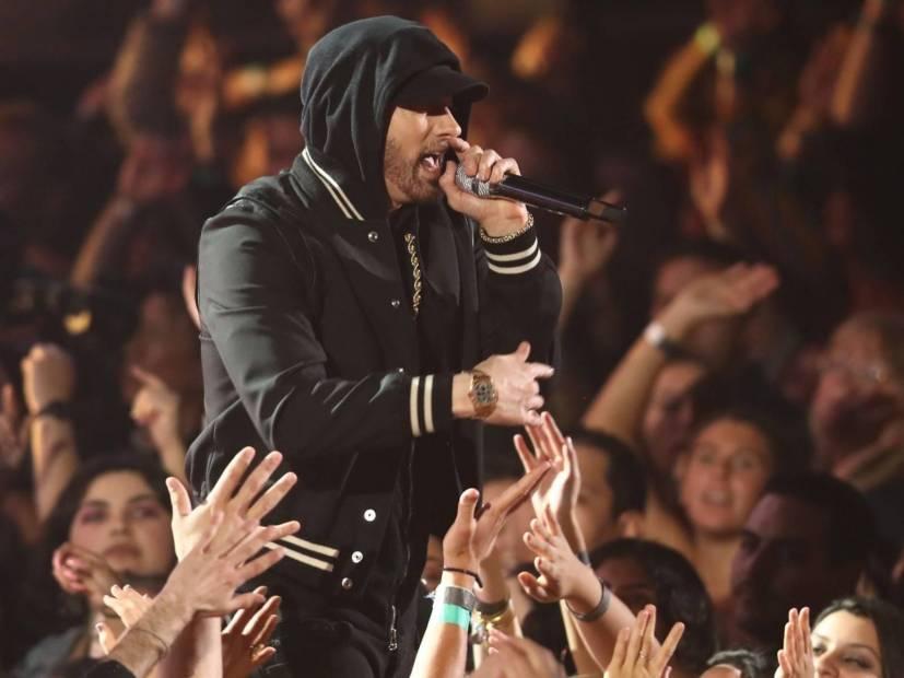 The Top 10 Eminem Guest Appearances