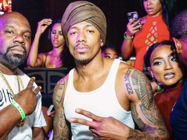 does nick cannon have kids