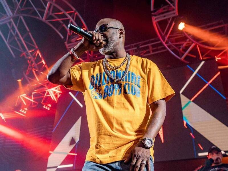 DMX Makes Triumphant Return To Stage Following Rehab Stint