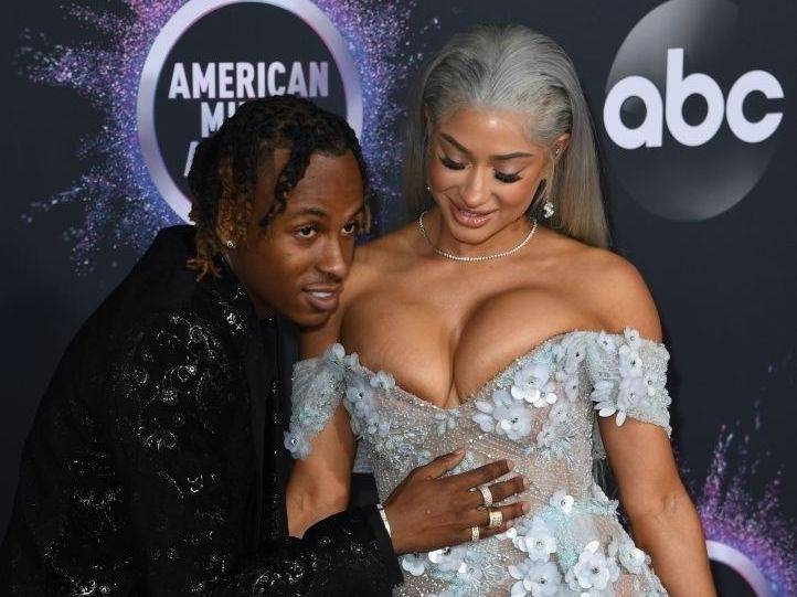 Rich The Kid Gets Engaged To Tori Brixx