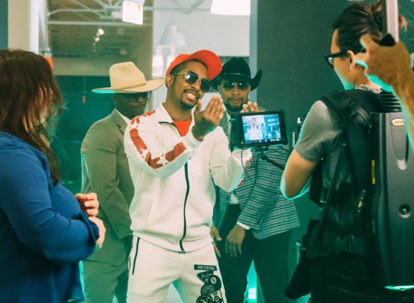 Interview: Chingy Is Now Using Hip Hop To Bring Jobs To Young People