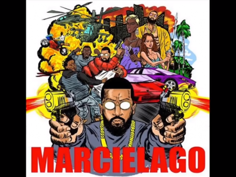 "Review: Roc Marciano Ends The Decade Blasting His Hazardous Grace On ""Marcielago"""