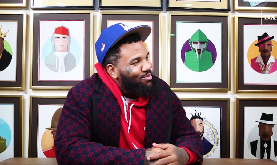 Video Interview: The Game Talks Almost Signing With Diddy & Raps Verse From Kanye West Battle