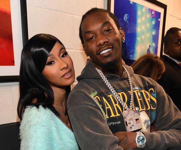 Cardi B Vouches For Offset's Social Media Hack