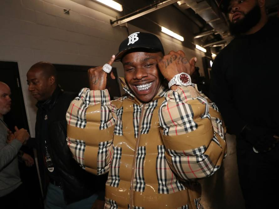DaBaby Throws FaceTime Concert For Charlotte After Jet Breaks Down