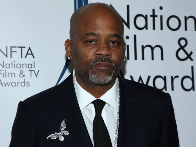 Dame Dash To Have His Lee Daniels Payback Garnished For $950K Child Support