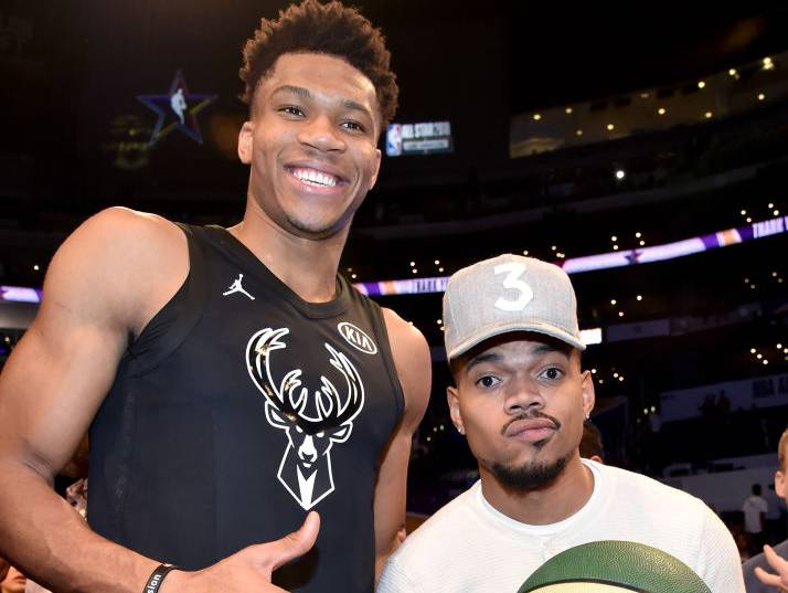 Chance The Rapper To Headline 2020 NBA All-Star Halftime Show In Chicago