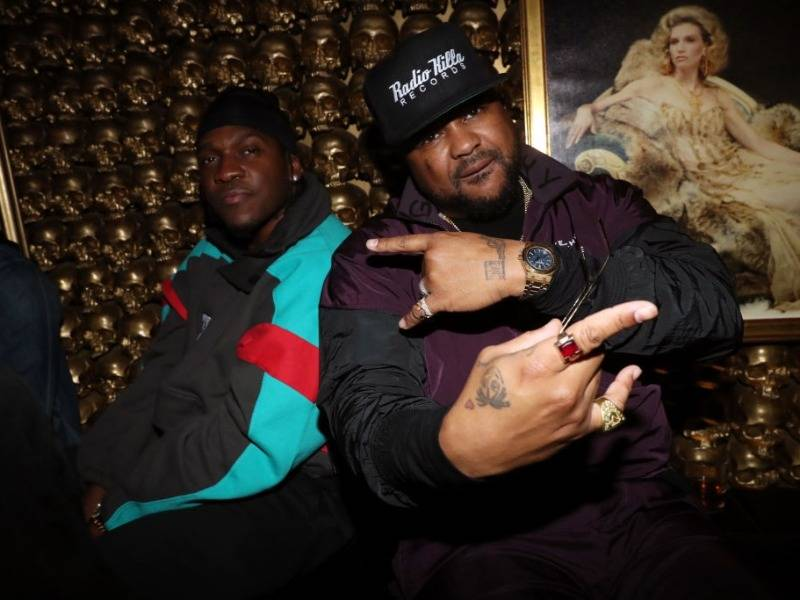 The-Dream Grants Fan's Request To Extend 'Cedes-Benz' Single — & Then Pusha T Steps In