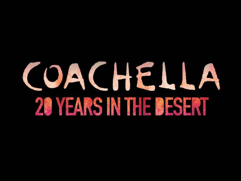 YouTube Announces 'Coachella: 20 Years In The Desert' Documentary