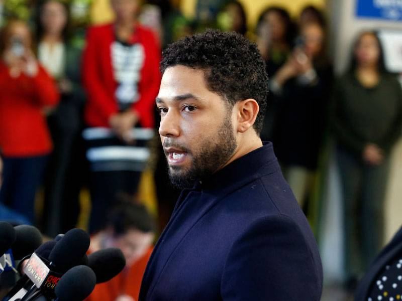 Jussie Smollett Barred From 'Empire' Finale As Judge Orders Warrants For His Google Data