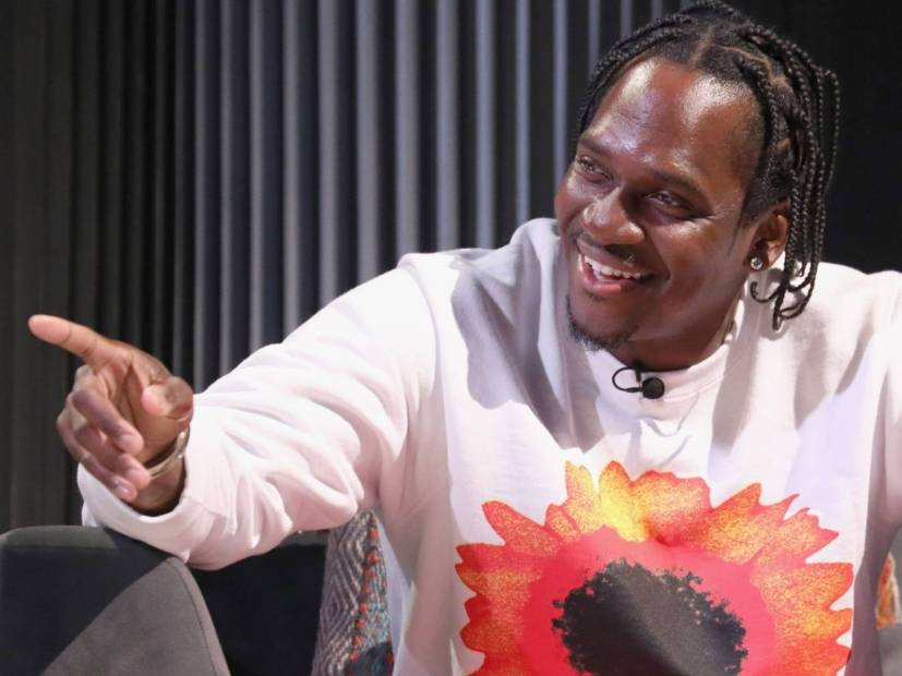 Pusha T Is Full Of Laughs Following Drake's Rap Radar Interview