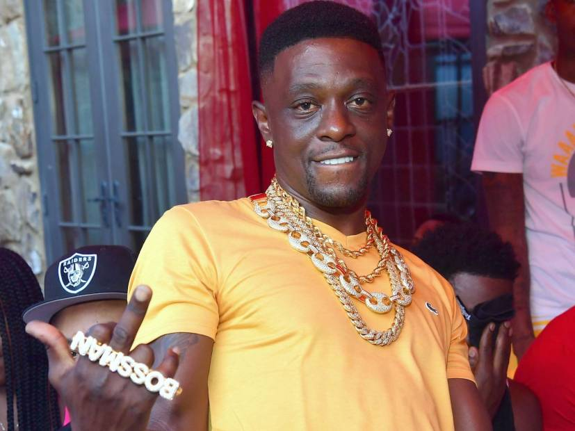 Boosie Badazz Enrages Kappa Alpha Psi Members By Wearing Fraternity Sweater