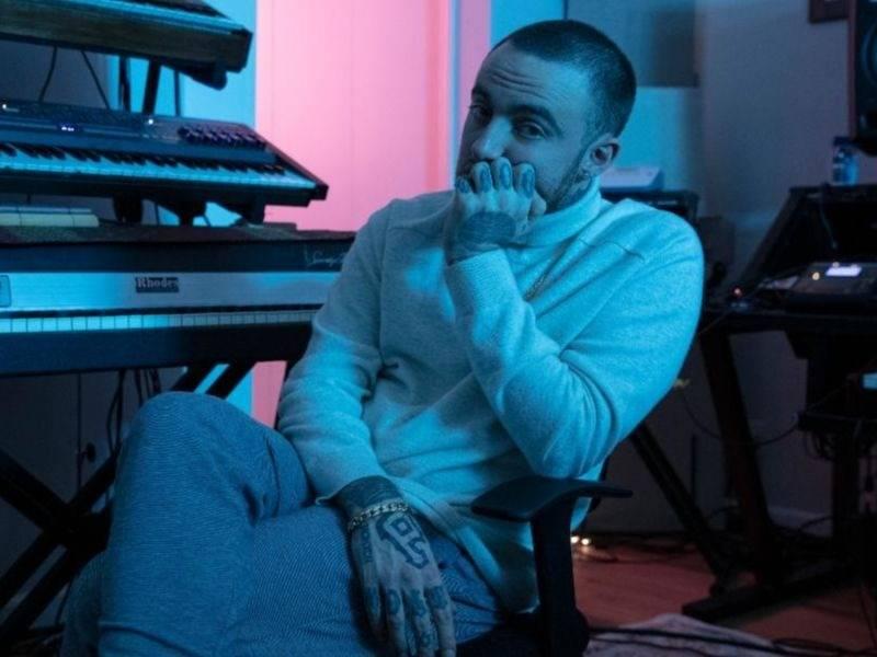Mac Miller Circles Album Stream Cover Art Tracklist