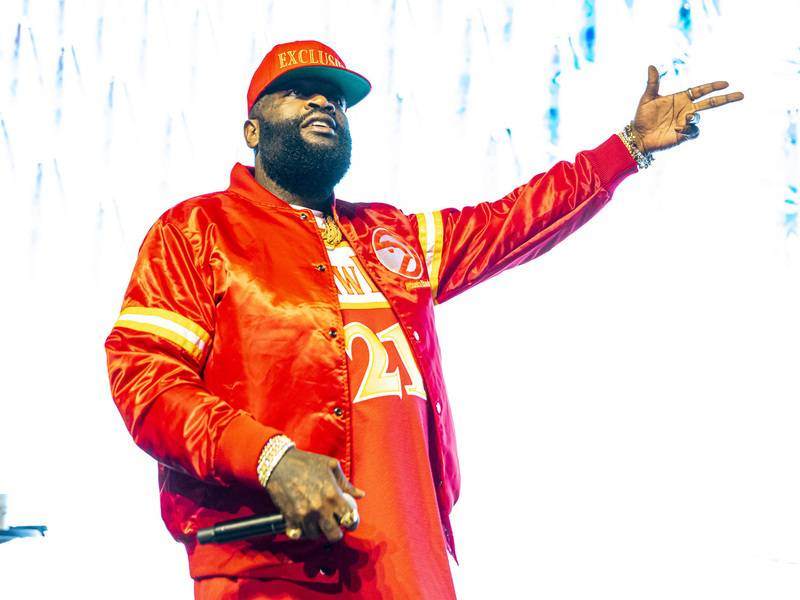 Rick Ross Teases Drake & Nas Albums Plus Confirms 'Self Made Vol. 4'