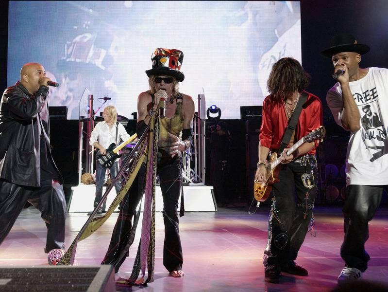 Run-DMC To Reunite With Aerosmith For 2020 Grammys Performance