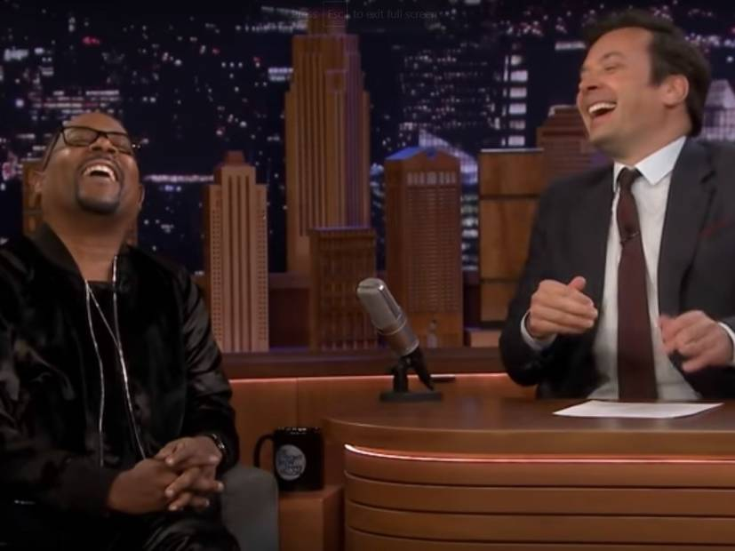 Martin Lawrence Humored By Kendrick Lamar Walking Out Of Interview Over His Show