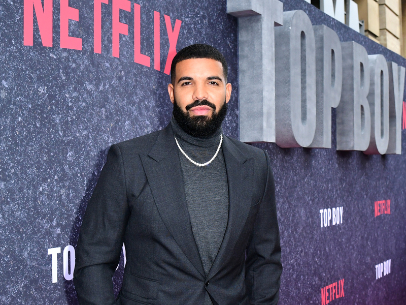 Drake To Executive Produce '48 LAWS OF POWER' Quibi Series