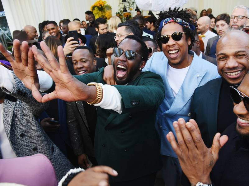 The Top 5 Grammy Parties Of 2020: From Roc Nation Brunch To Diddy's Private Celebration