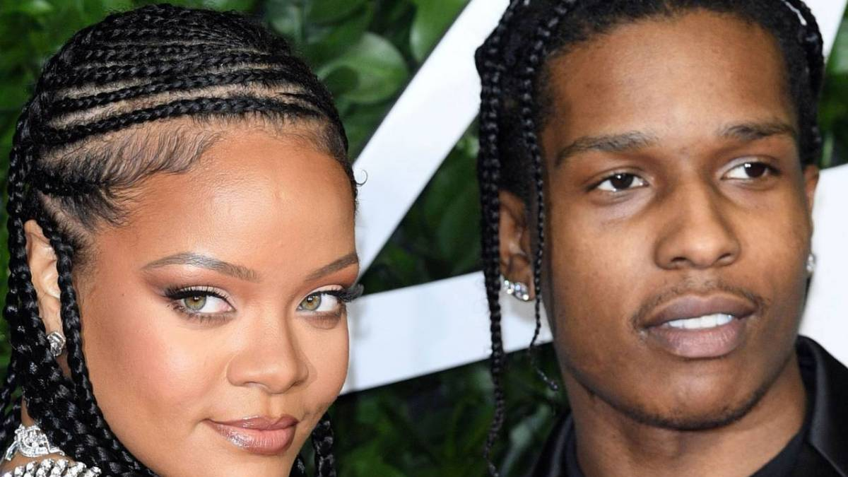 A$AP Rocky Calls Rihanna 'The Love Of My Life' & Readies 'All Smiles' Album