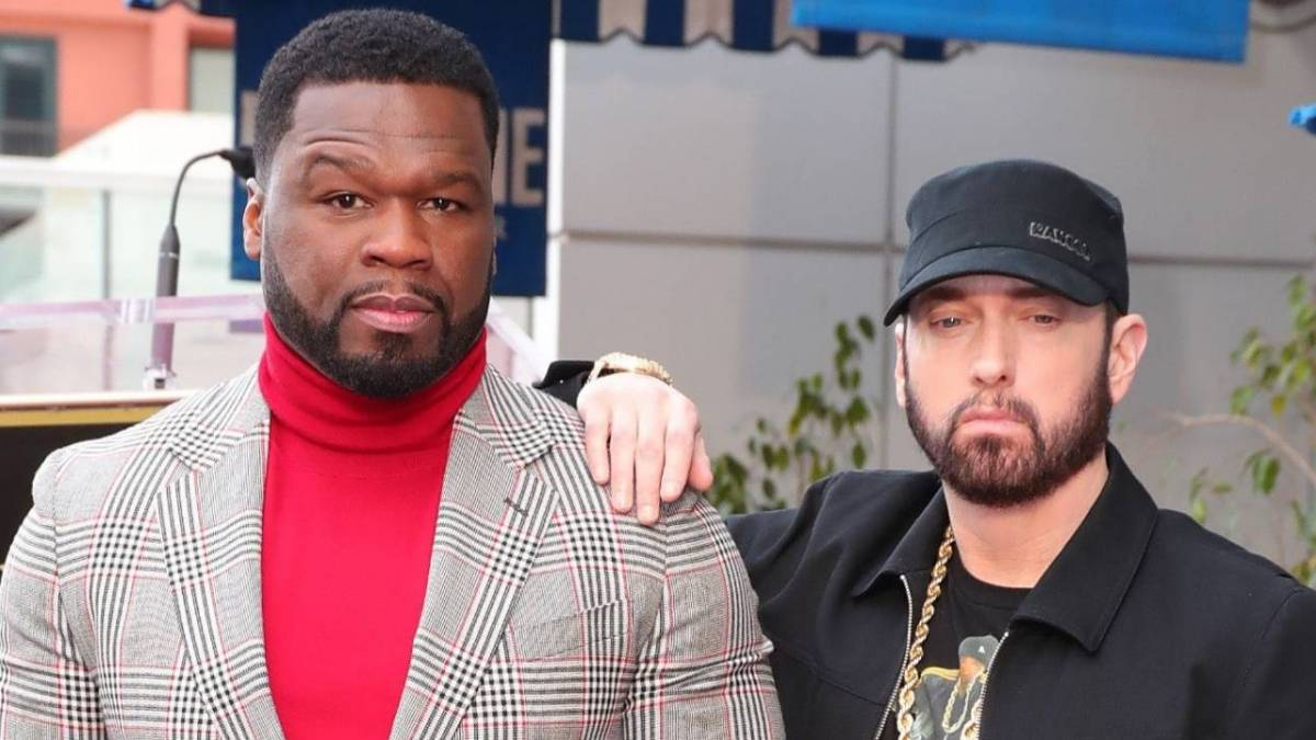 Eminem's 'EPMD 2' Verse Has Inspired 50 Cent To Write Rhymes Again