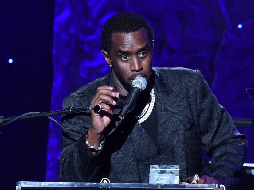 Diddy Slams Recording Academy At Gala: 'Black Music Has Never Been Respected By The Grammys'