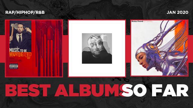 The Best Hip Hop Albums Of 2020 ... So Far