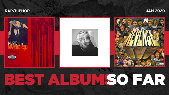 The Best Rap Albums of January 2020