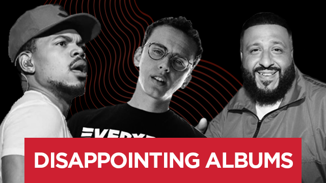 The Most Disappointing Hip Hop Albums Of 2019