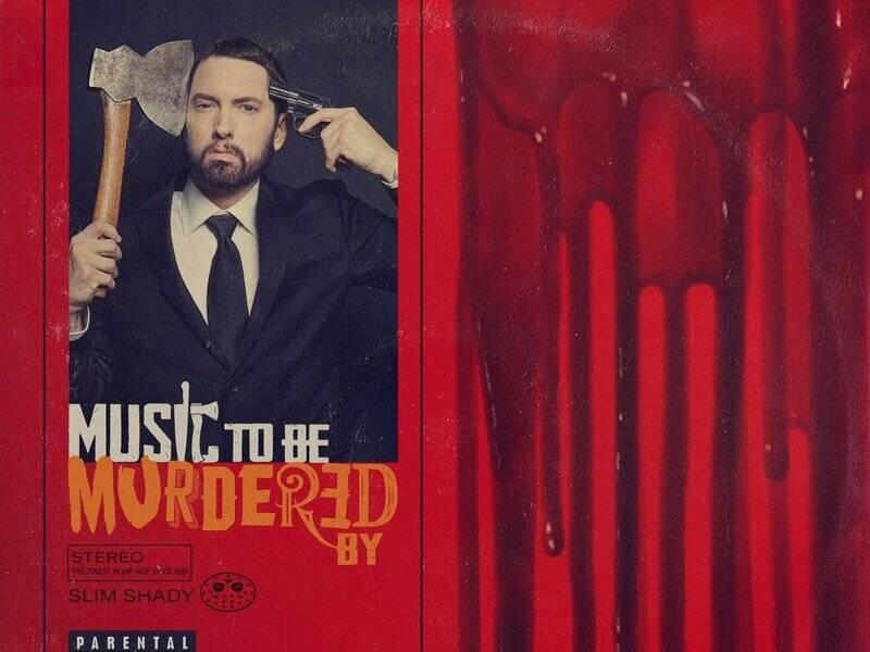 Eminem Shares Alfred Hitchcock Origins Of 'Music To Be Murdered By'