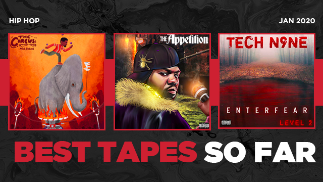 The Best New Hip Hop Mixtapes & EPs of 2020 ... So Far