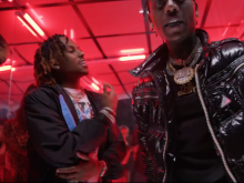 Flipp Dinero & Rich The Kid Link Up For 'Looking At Me' Video