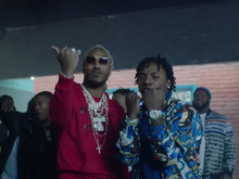 Marlo Taps Future & Lil Baby For '1st N 3rd' Music Video