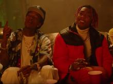 Tyla Yaweh & Wiz Khalifa Get Dumb Blazed For 'High Right Now' Music Video