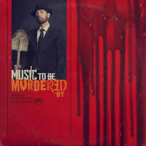 Review: Eminem Orchestrates A Purposeful Massacre On 'Music To Be Murdered By'