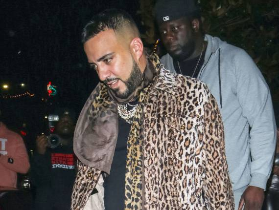 French Montana Accused Of Hacking Spotify Accounts For Streams
