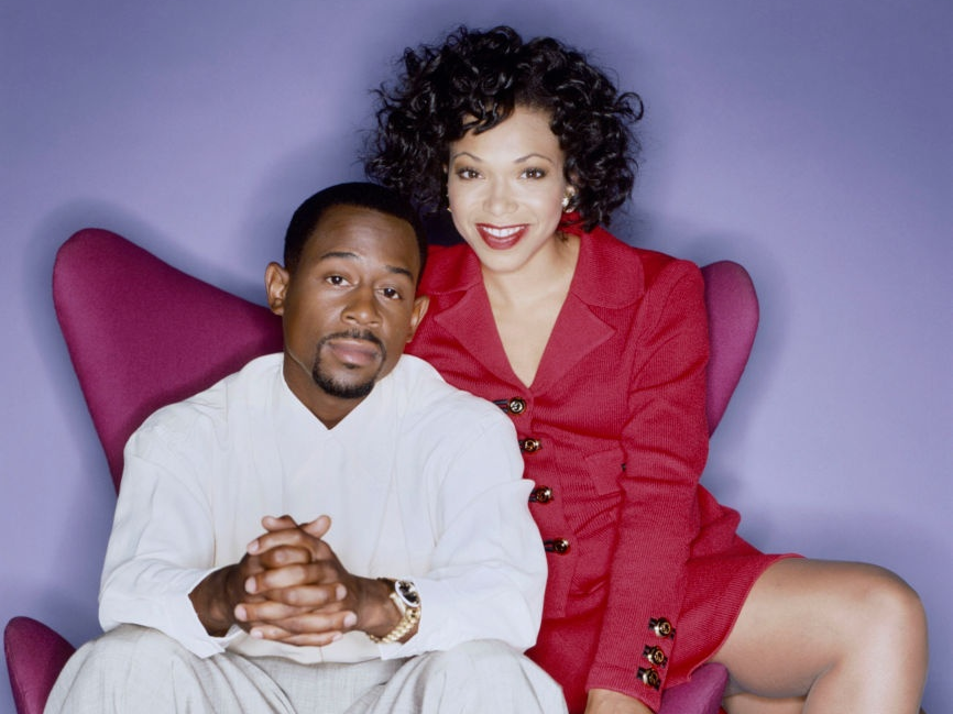 Martin Lawrence & Tisha Campbell Reinforce Their Friendship On Instagram