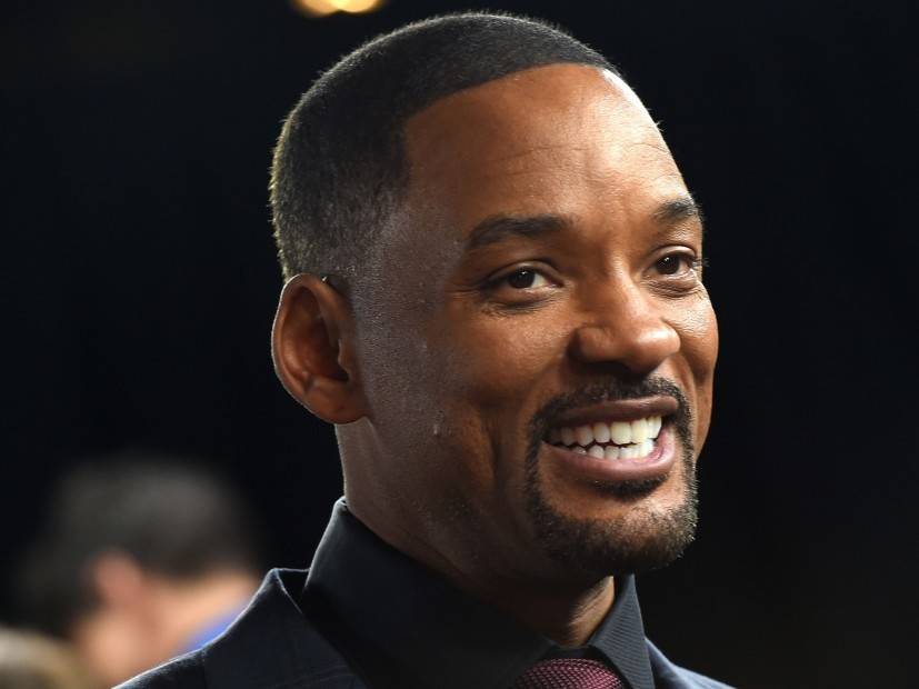 Will Smith Drops Impromptu Performance Of 'Brand New Funk' On 'Sway's Universe'