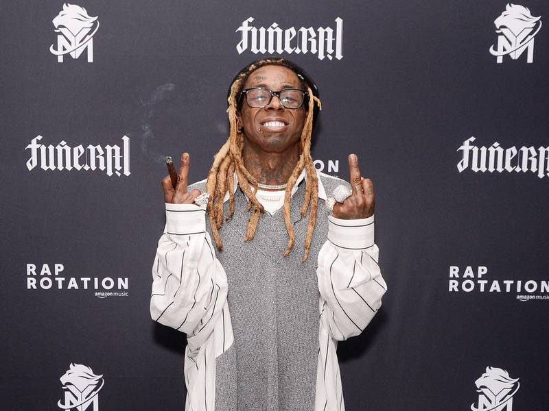 Lil Wayne is 'Funeral' Debuts At No. 1 On the Billboard 200