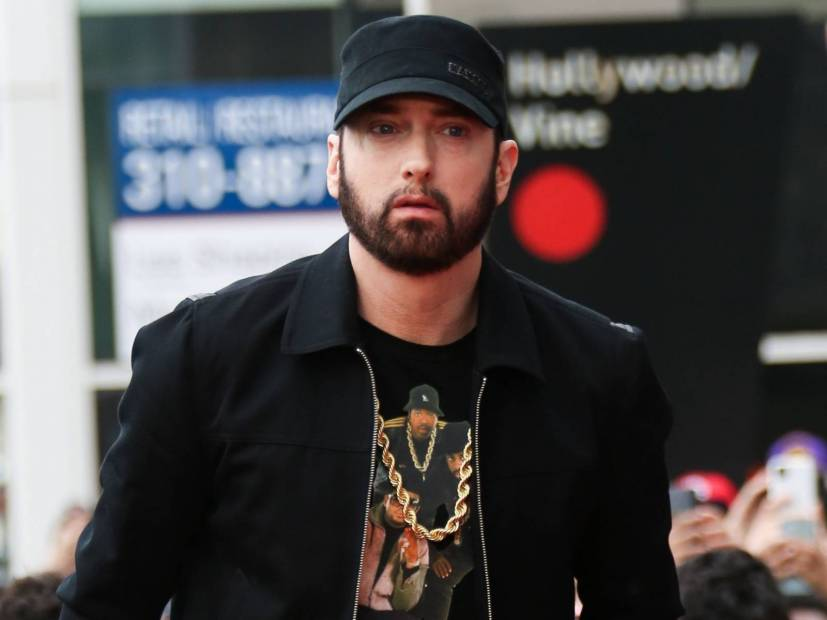 Eminem Caps 'COFFIN' Duet With Jessie Reyez: 'Love Is In The Air!'