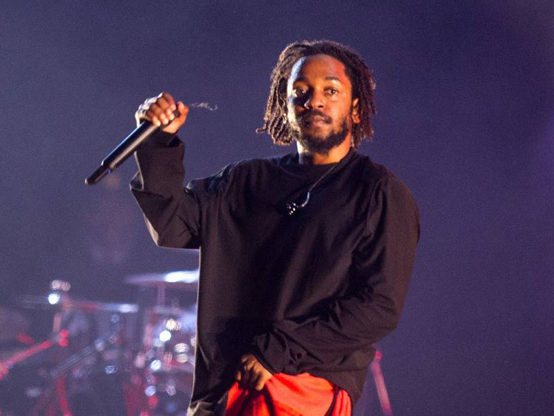 Kendrick Lamar's Biography Author Unveils Book Cover & Release Date