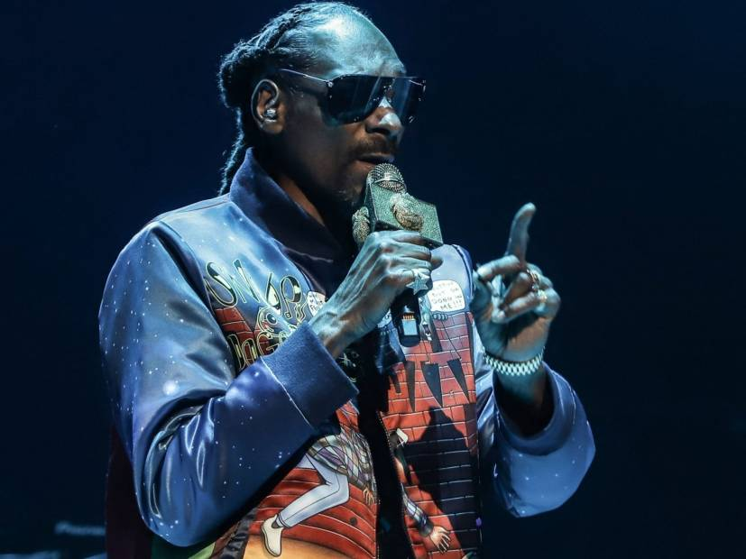 Snoop Dogg Cusses Out Bill Gates & Microsoft After Xbox Server Goes Down