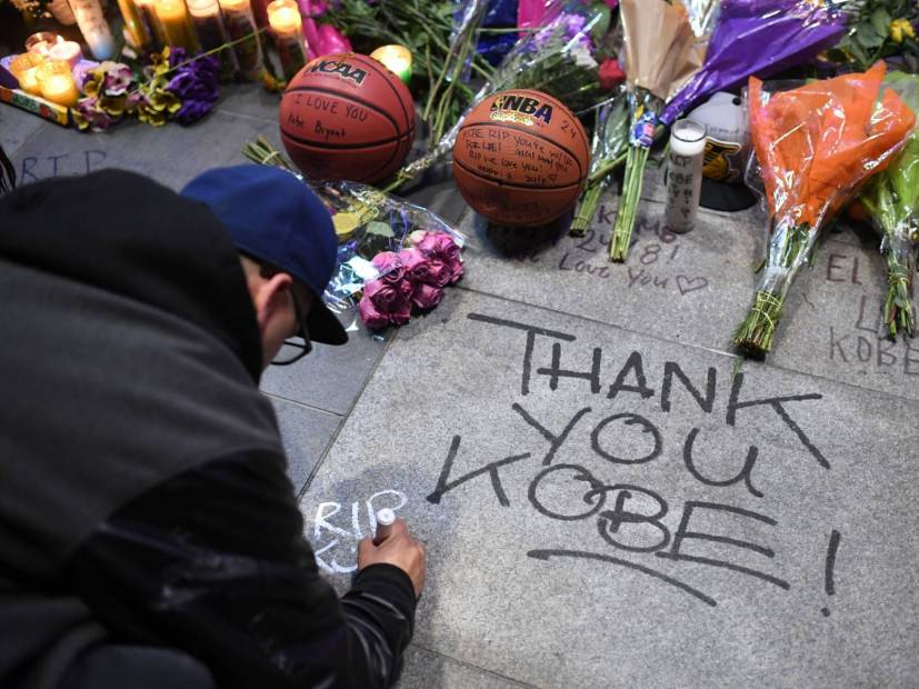 Kobe Bryant's Public Memorial To Be Held At Los Angeles Staples Center