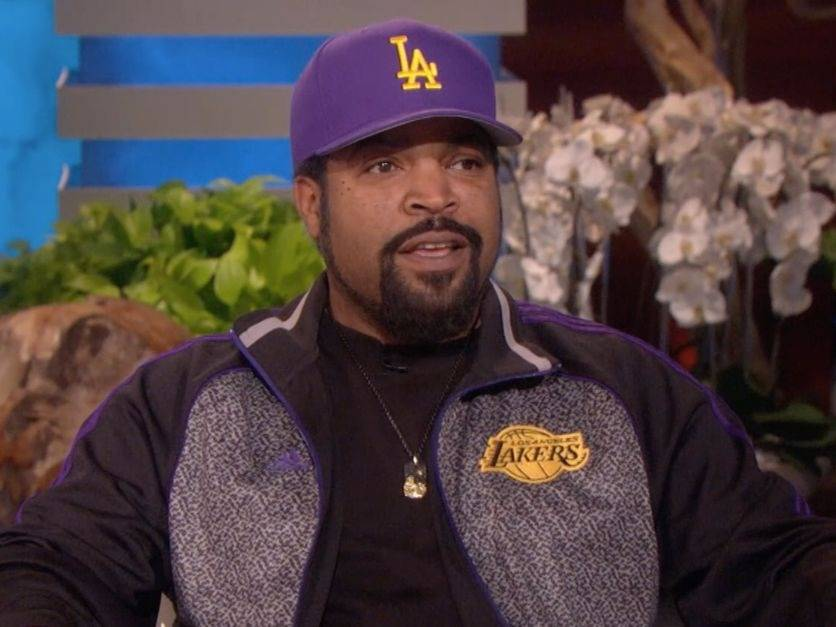 Ice Cube Talks Meeting Snoop Dogg For The 1st Time & What He Loved About Kobe Bryant