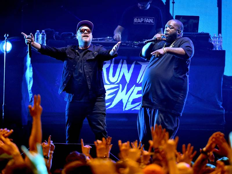 Run The Jewels Join Rage Against The Machine's Reunion Tour