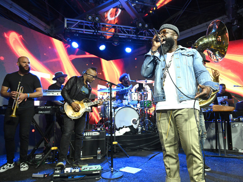 The Roots Get Etched In Philly History With Street Name