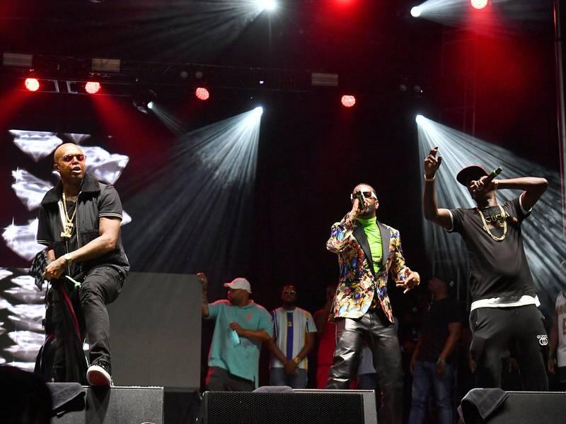 Three 6 Mafia Share Reunion Tour Dates
