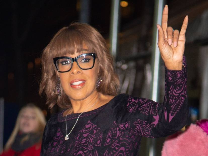 Gayle King Accepts Snoop Dogg's Apology
